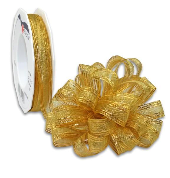 """Geschenkband """"Astoria"""" Gold"""