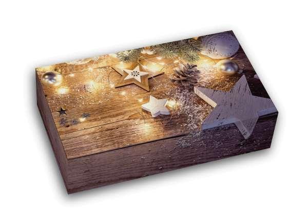 """Stollenkarton """"Weihnachtsstimmung"""""""