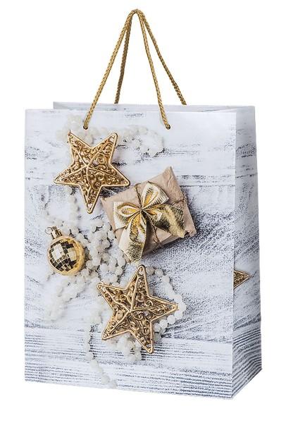 Tragetüte Noelle für Geschenke zu Weihnachten