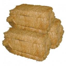 Holzwolle im PE-Beutel