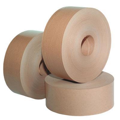 Papier-Nassklebebänder, fadenverstärkt