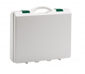 Kunststoffkoffer Weiß