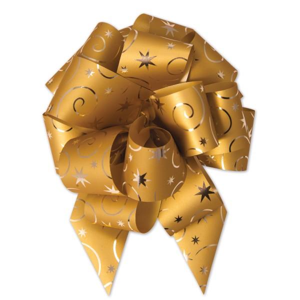 "Schleife ""Magique Noël"" Gold"