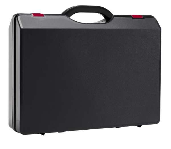 Kunststoffkoffer Schwarz