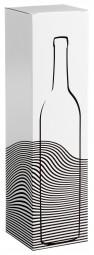Faltschachtel Wave für Wein und Sekt
