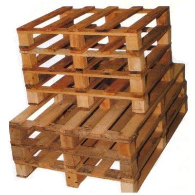 Einwegholzpaletten