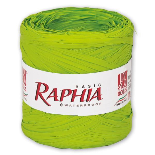 """Dekobast """"Raphia Basic"""" Limette"""