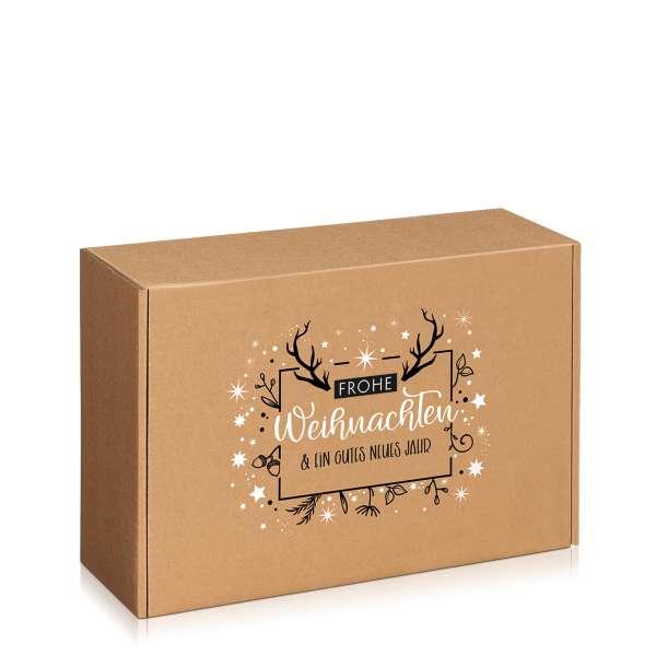 Geschenkbox XL für Weihnachten.