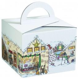 Trage-Geschenkbox