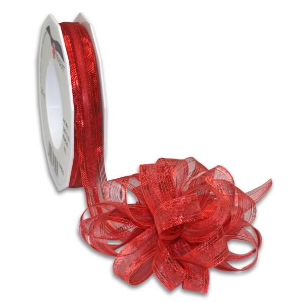 """Geschenkband """"Astoria"""" Rot"""