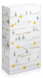 "Präsentverpackung ""White Christmas"""