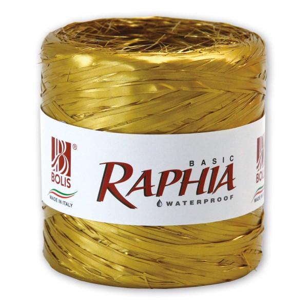 "Dekobast ""Raphia Basic"" Gold"