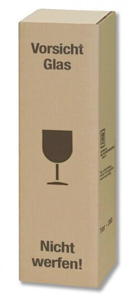 Postversandkarton für 1er Präsentverpackungen - 38 cm