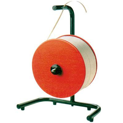 Abroller für PP-Kleinrollen, tragbar