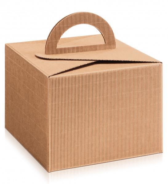 """Tragebox """"Natura"""" offene Welle"""