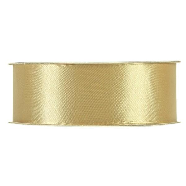 "Geschenkband ""Satin"" Gold"