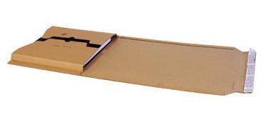 Buchverpackungen höhenvariabel