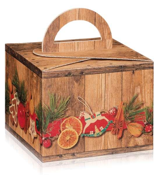 """Tragebox """"Weihnachtsmarkt"""""""