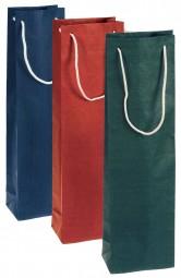 Papiertragetasche für Weinflaschen