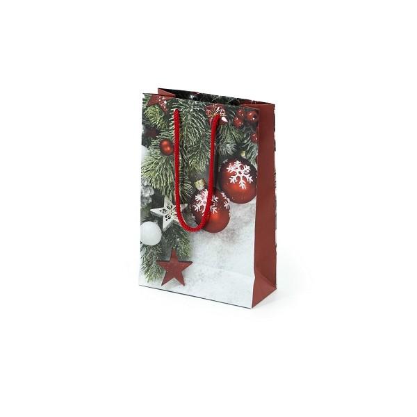 Tragetüte für Geschenke zu Weihnachten